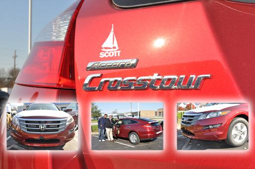 2010 Accord Crosstour Arrives at Scott Honda