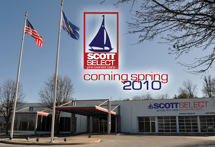 Official announcement of Scott Select...Coming Spring 2010