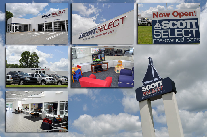 Scott Select - Now Open