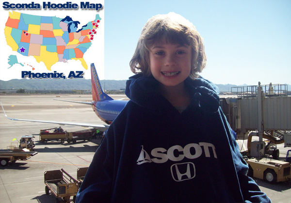 My Bella Boo joins the fun of Sconda Hoodies Across America!